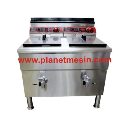 kompor deep fryer gas