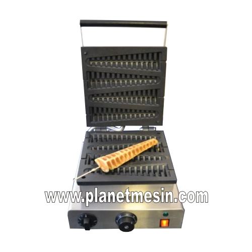 mesin waffle stick
