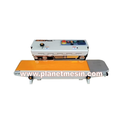 mesin continuous sealer, mesin seal plastik