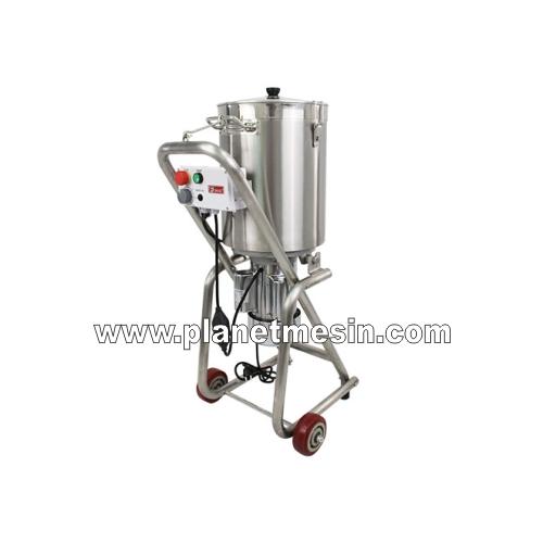 mesin penggiling bumbu basah