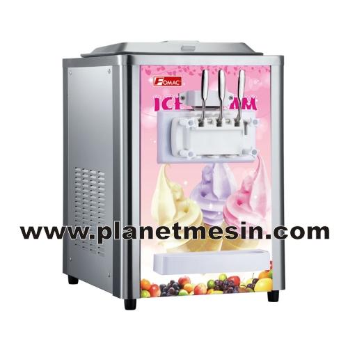 mesin ice cream soft