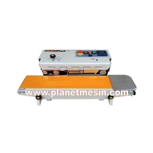 mesin continuous sealer, mesin seal plastik