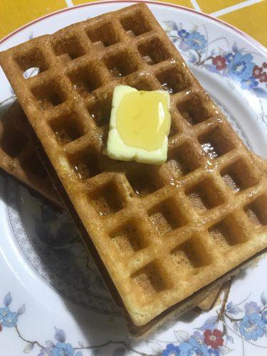 waffle kotak